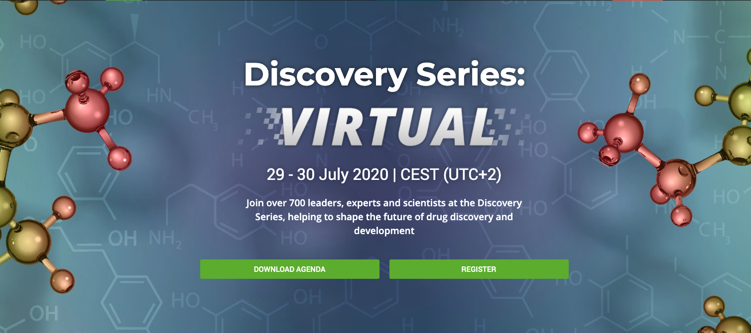 NovAliX at Discovery Series: Virtual | 29 – 30 July 2020