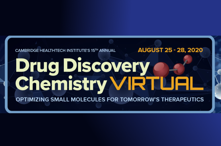 NovAliX at Drug Discovery Chemistry: Virtual | 25 – 28 August 2020