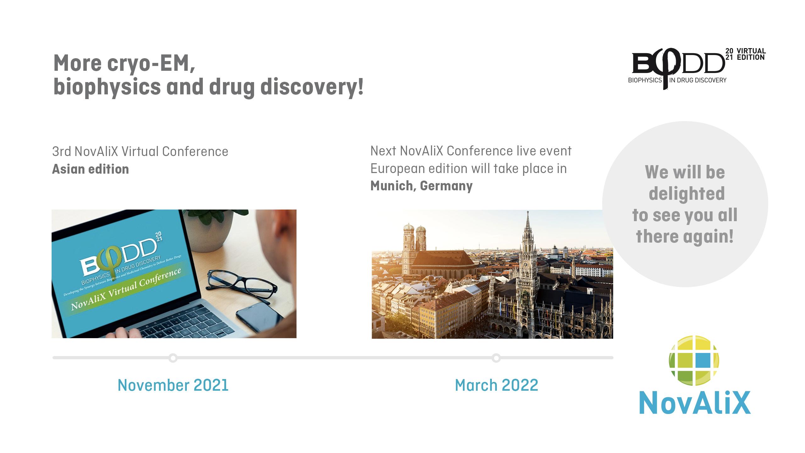 NovAliX Virtual Conference